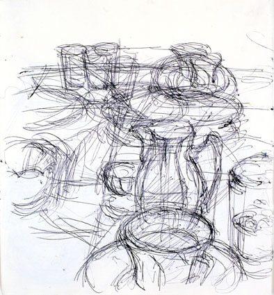 Giacometti-nature-morte au pichet 1965
