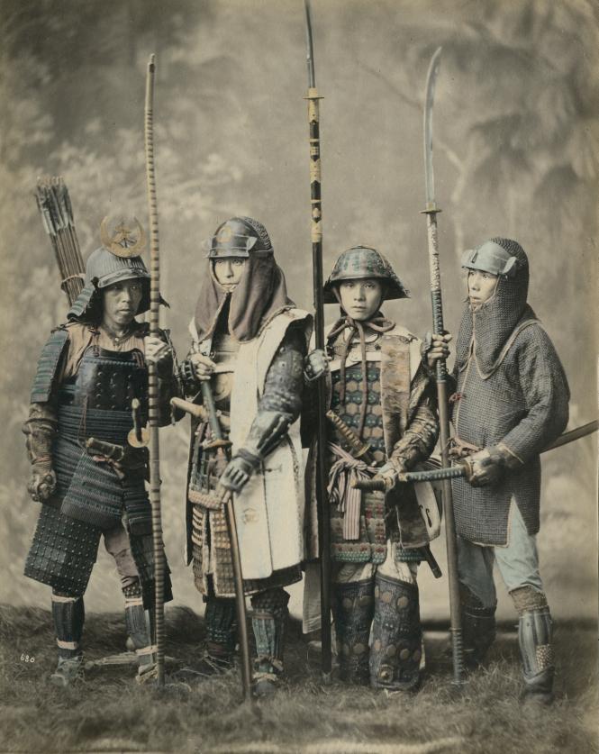 Dimanche 6 janvier 2019 – 14h30 – Scènes épiques, le samouraï dans toute sa splendeur