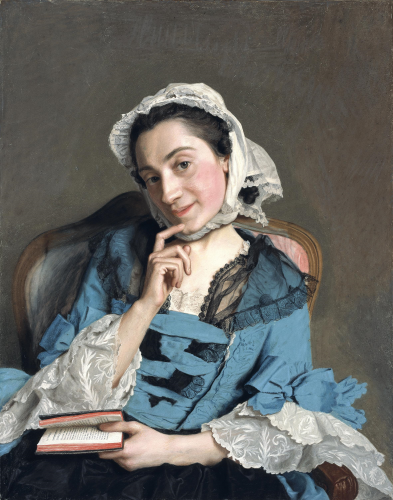 liotard-portrait Mme Epiney