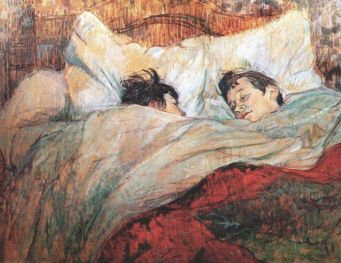 «Les crayons c'est pas du bois et de la mine, c'est de la pensée par les phalanges.» Henri de Toulouse Lautrec