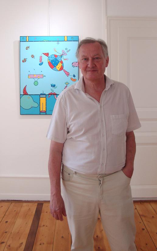 Exposition de Bernard Villat / 11-13 septembre 2020